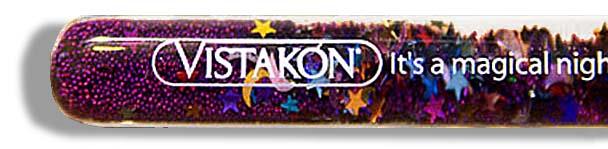 Teeny Wand with custom printing