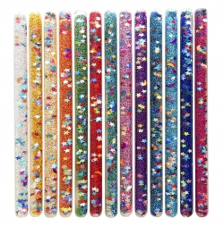 Peismatic Wands with Stars